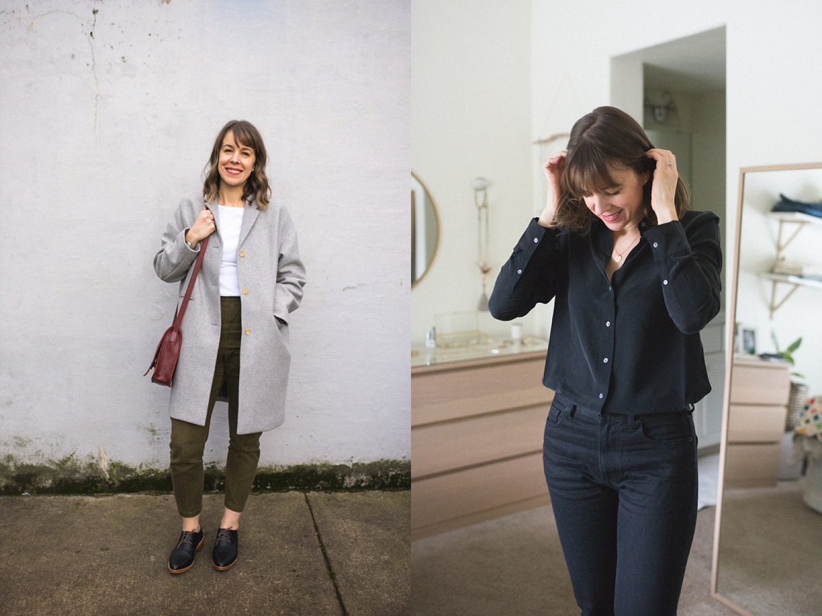 7 Days of Outfits: Layering For Warmth