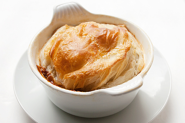 Beef and Guinness Pie - Seasons and Suppers