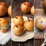 apple buns