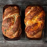 Soft Cheese Bread - Two Ways