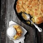 Skillet Maple Syrup Pudding Cake