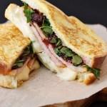 Muskoka Style Monte Cristo Sandwich