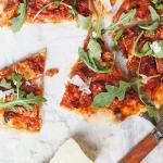Chorizo Manchego Pizza