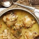 Rustic Garlic Chicken