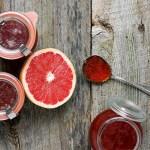 Small-Batch Grapefruit Jam