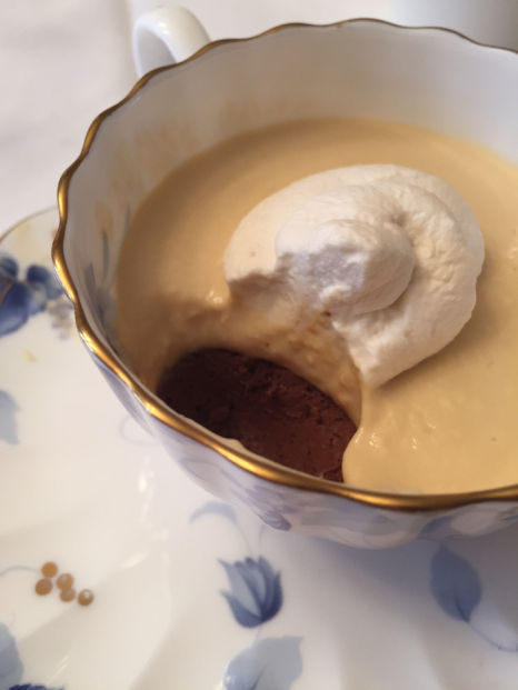 Vanilla and Chocolate Pots de Creme (A Seat at the Table)