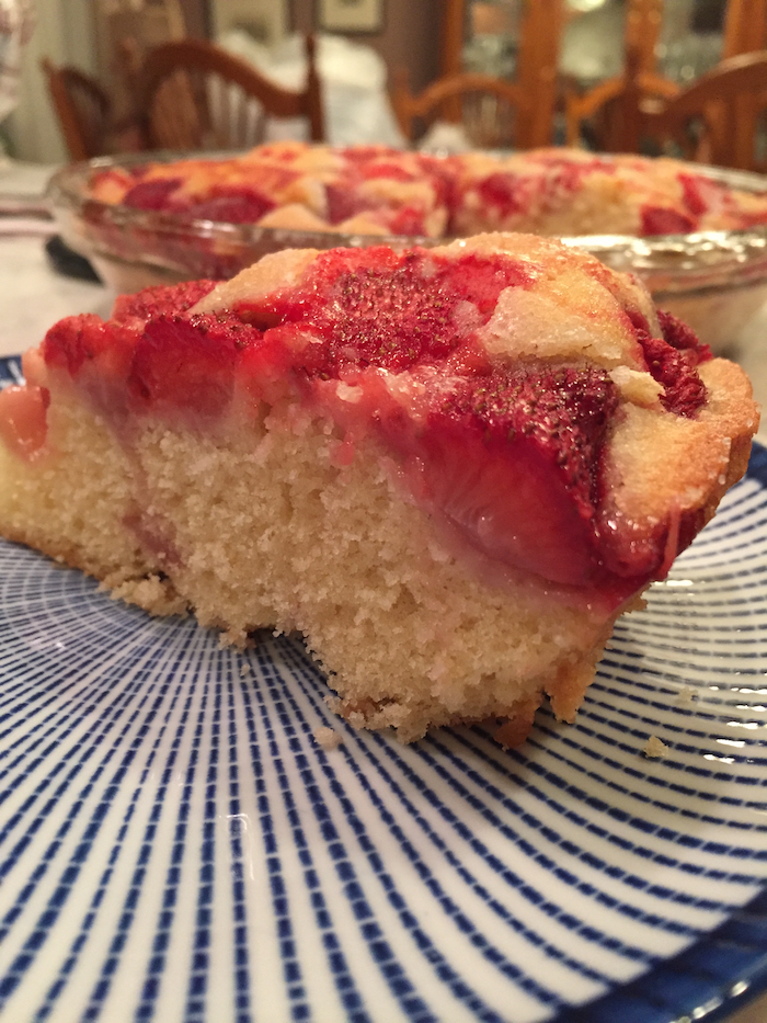 strawberry summer cake – smitten kitchen - HD Wallpapers
