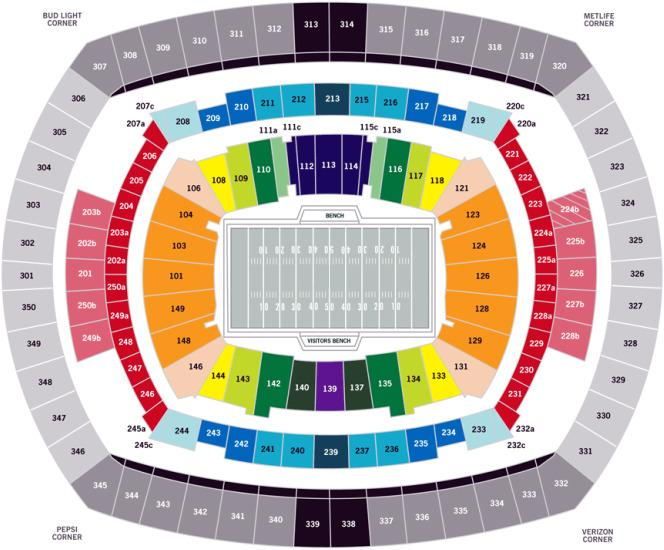 Seat  Row - Your Source For The Best Seating Information