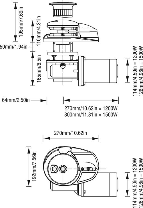 quick windlass wiring diagram