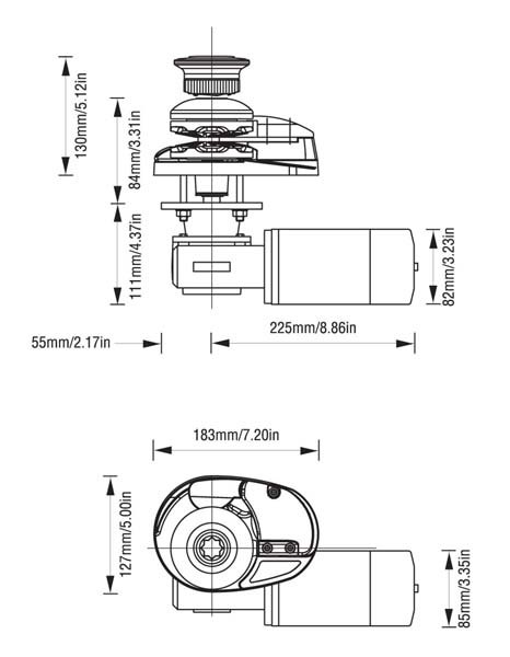 lofrans windlass wiring diagram