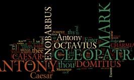 Antony & Cleopatra Wordle