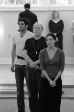 Jonathan Crimeni, Dan Kremer and Elinor Gunn
