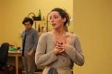 Elinor Gunn as Olivia.