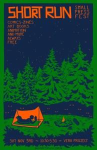 Short Run poster by Eroyn Franklin