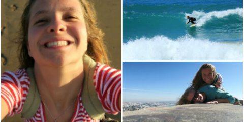 Frauen die Surfen - Interview mit Emilia Holstein