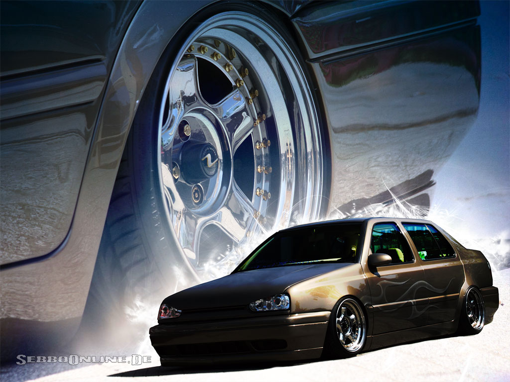 Hd Wallpaper Car Widescreen Vw Style Wallpaper Direktdownloads Sebboonline De V4