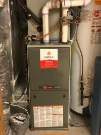 New Furnace and Air Conditoner Install in Chanhassen MN ...
