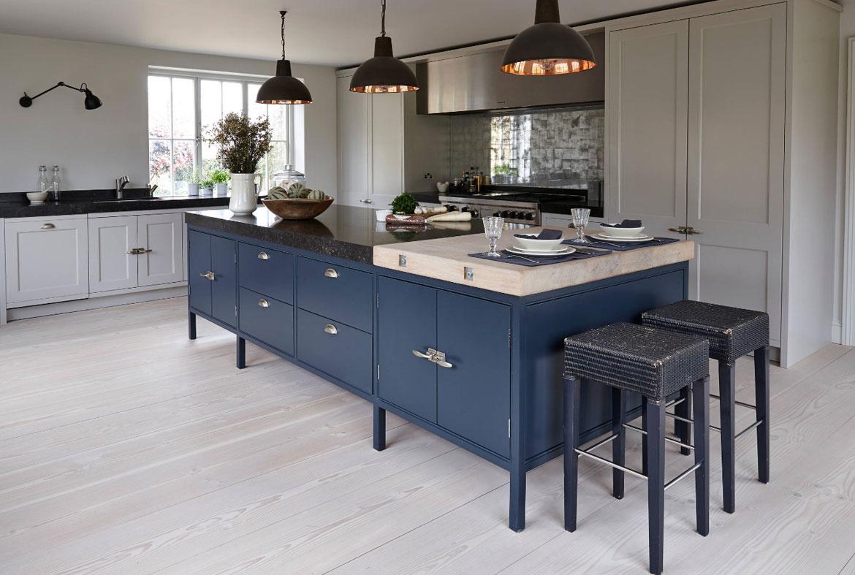 design trend blue kitchen cabinets ideas to get you started blue kitchen cabinets Blue Kitchen Cabinets Sebring Services