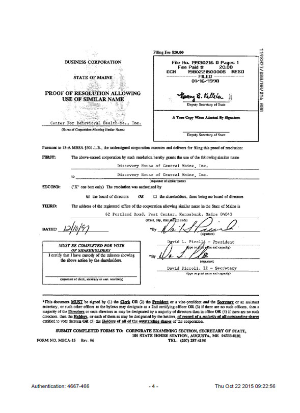 Ex-365 Corporate Resolution Form Corporate Resolution With - corporate resolution form
