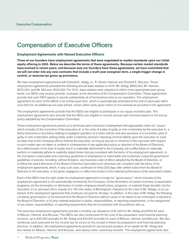 Executive Employment Contract Post To Vrs Authorstream Executive - executive employment contract