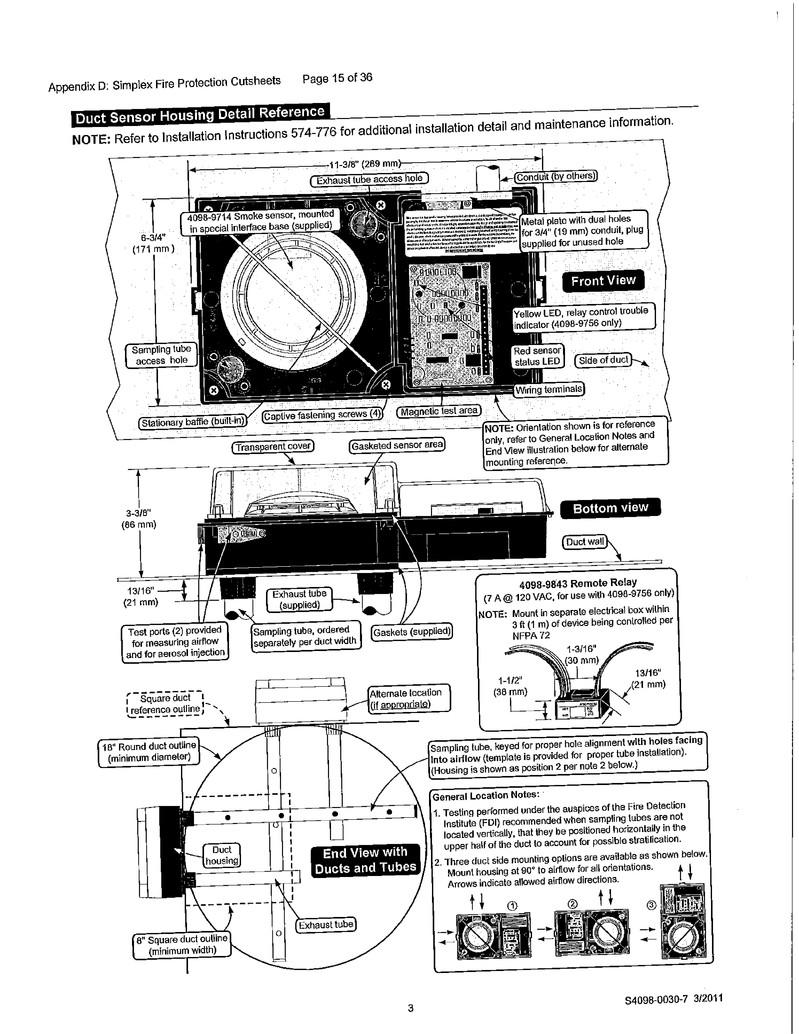 simplex duct detector wiring diagram