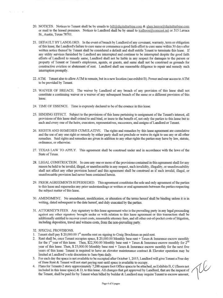 apps-ex1051_20150331484pptxhtm - what is a lease between landlord and tenant