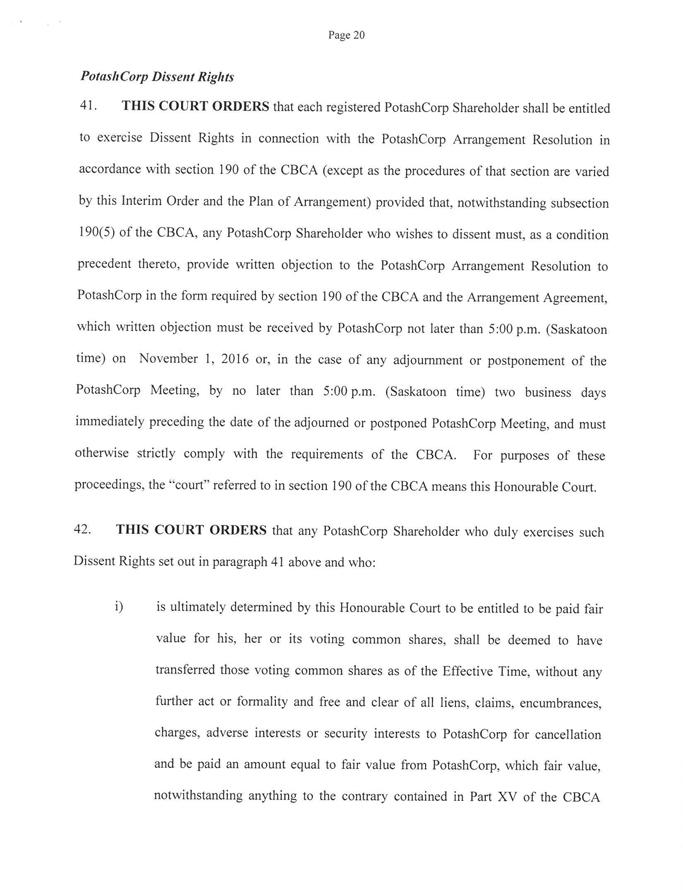 EX-991 - shareholder agreement