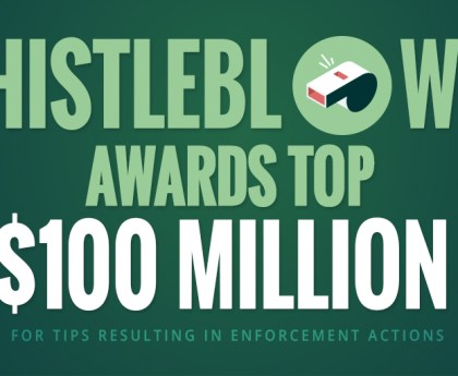 whistleblower awards