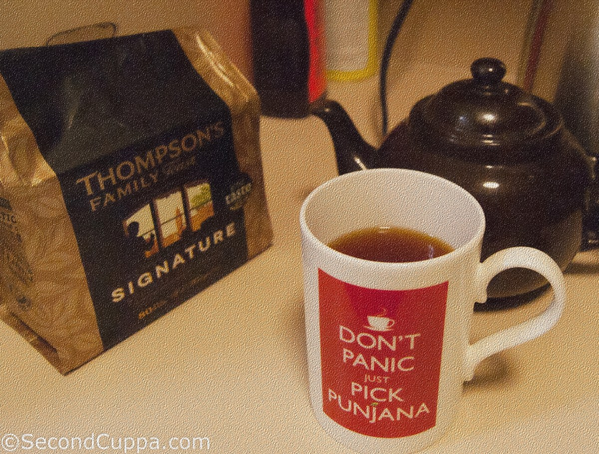 Thompson's Family Teas (Punjana) Signature Special Tea Blend Review