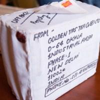 Golden Tips Tea Package