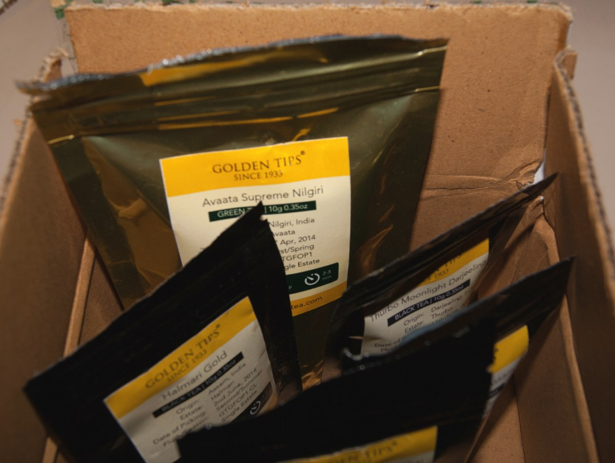 Golden Tips Tea Company – Part Two