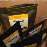 Golden Tips Tea Samples