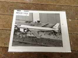 Vintage Boeing Photograph