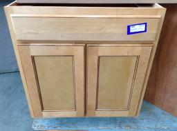 Waverly Caramel Base Cabinet
