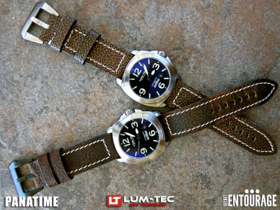 Panatime X Lum-Tec = The Perfect Watch | Secret Entourage
