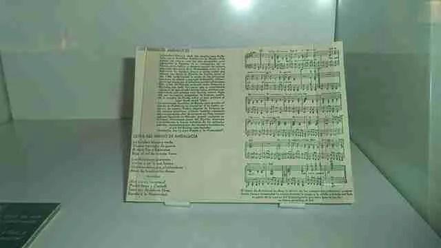 Sobre el himno de Andalucía