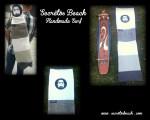 Skate bag Secretos Beach mod. Star Wars