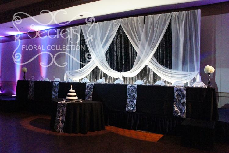 46 Cool Black And White Wedding Centerpieces  HappyWeddcom