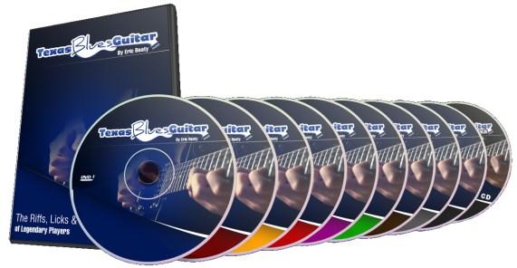 TBG DVD & CDs