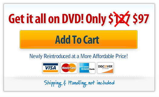 Add to Cart DVD - Price Drop