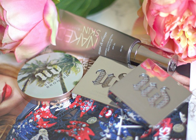 Summertime with Urban Decay ♥