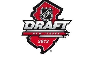 2013 NHL Draft logo NJ shape