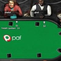 Paf consigue el certificado como operador de juego seguro