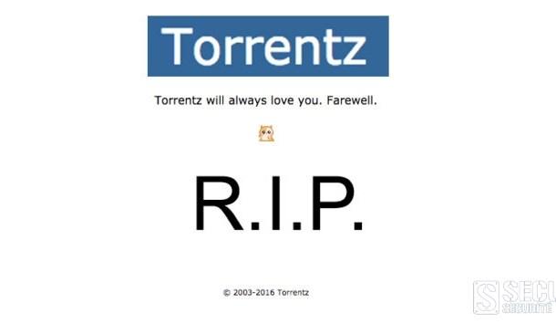 Après Kickass Torrents, Torrentz.eu ferme ses portes