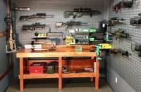 Gun Cabinet Bench - Veterinariancolleges