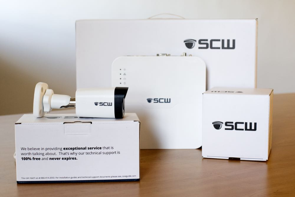 SCW Manuals and Technical Guides