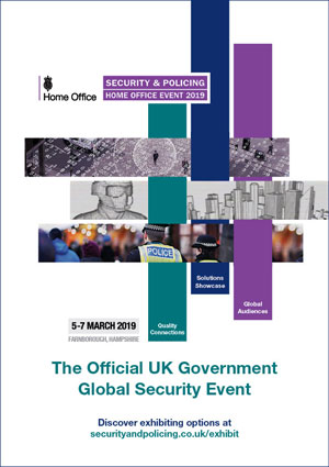 Security and Policing 2019 - 2019 Sales Brochure