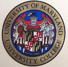 University of Maryland University College round logo