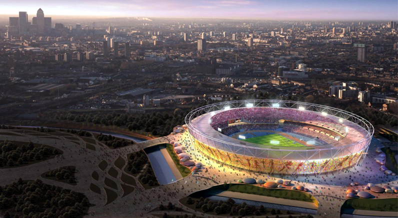 Rugby World Cup latest on Zaun's Olympic Stadium relay