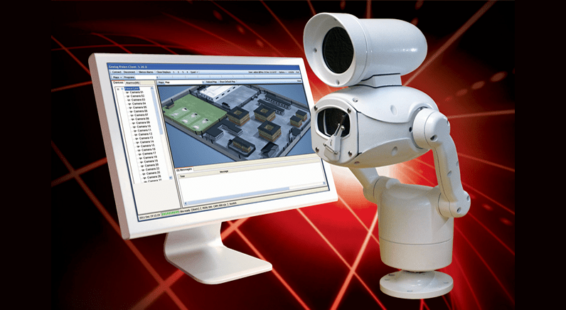 Geoquip provides fully integrated 360 Vision camera solutions